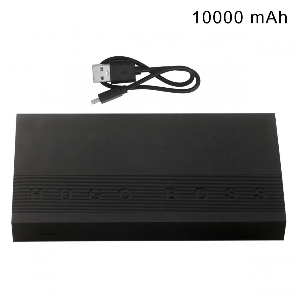 HUGO BOSS - Batterie de secours Edge Black