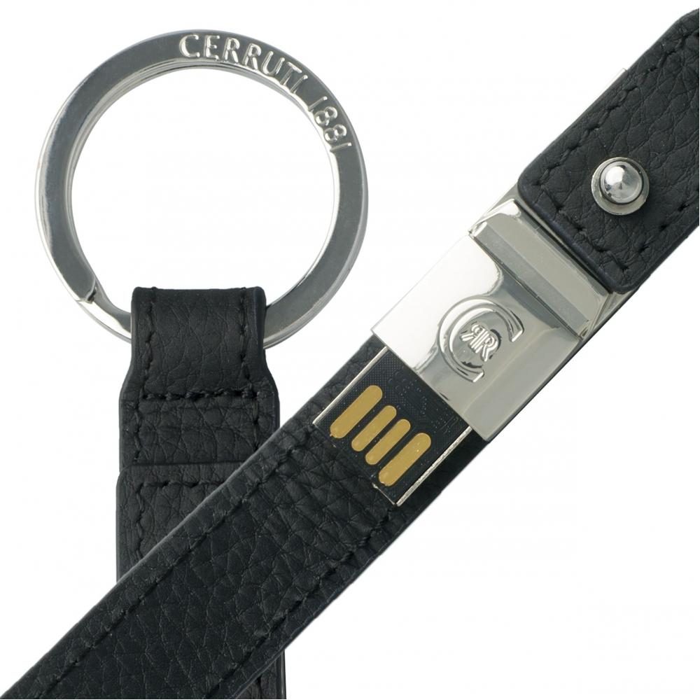 CERRUTI 1881 - Clé USB Hamilton Black