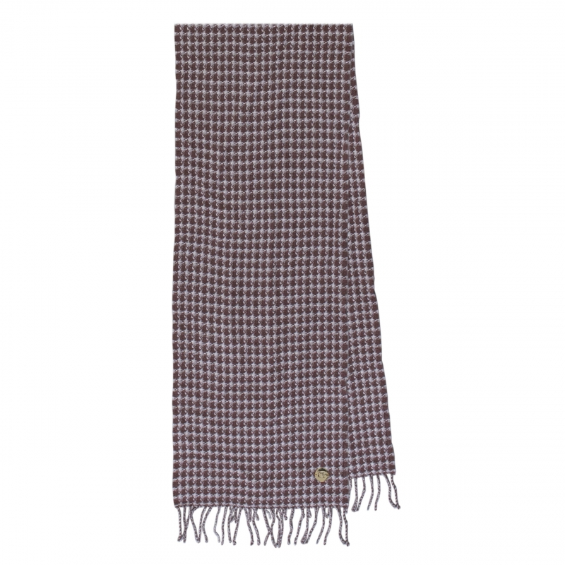 2a81d43d50d Scarf Tuilerie Taupe | CFE837Z - Lusso - Fine Gifts