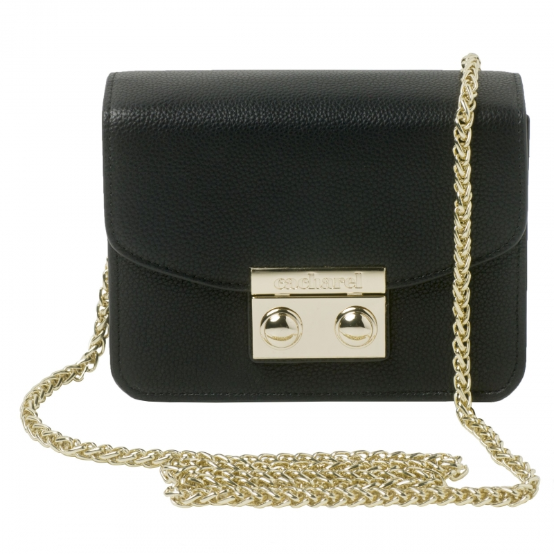 744debeaec1 Lady bag Beaubourg Black. CTW735A. The Beaubourg shoulder mini bag from  Cacharel ...
