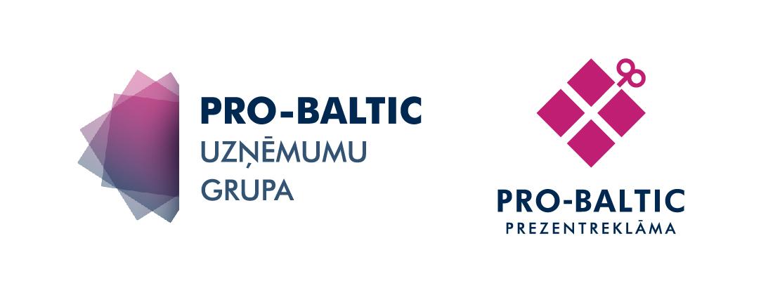 PRO-BALTIC / Zīmolu dāvanas